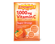 EMERGEN-C MULTIVITAMINICO VITAMINA C 1000MG 30 UNID ORANGE